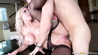 Burgh Pussy Meets Country Cock