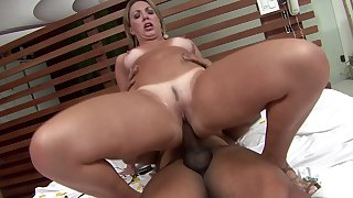 Fuck my shaven pussy and ass hard with your throbbing rod